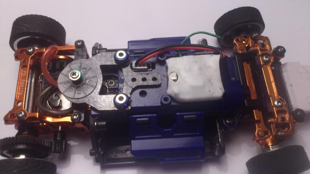 Branchement Puce avec connecteur sur Mr02 ASF Puce_m10