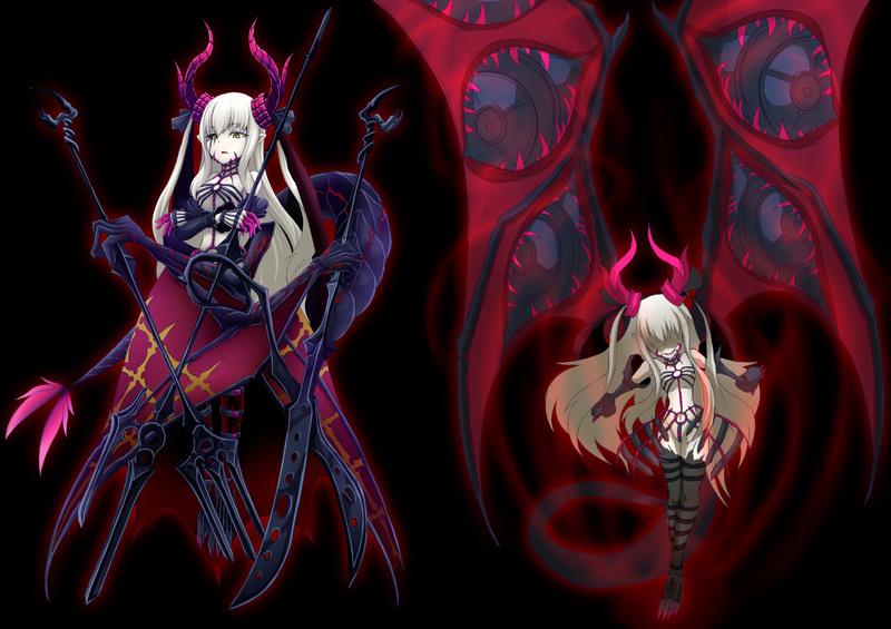 Fate/Grand Order - Page 3 Elizab10