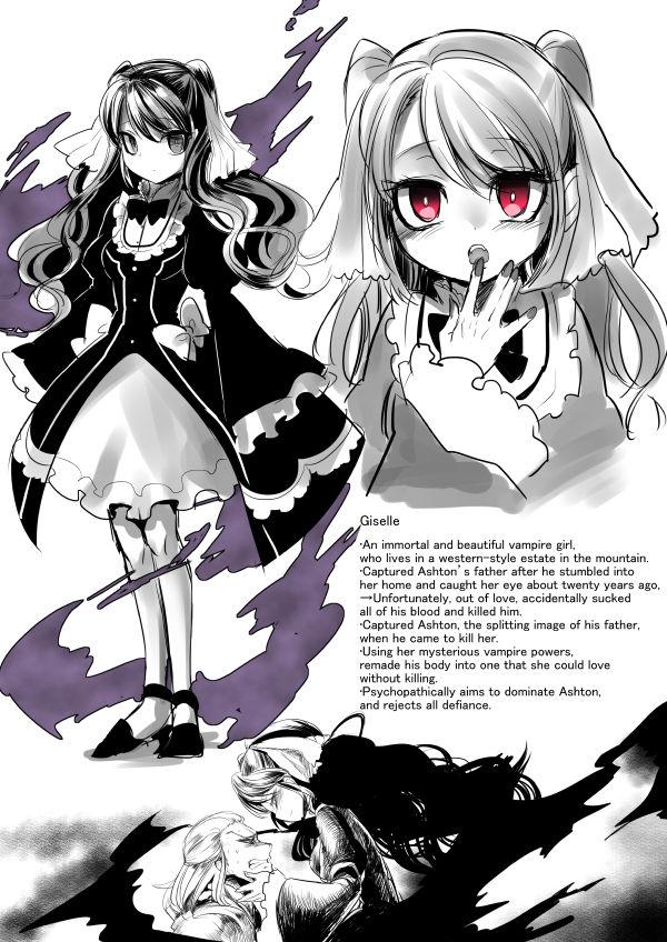 Original works and tag guild line  - Page 2 Vampir10