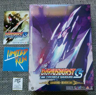 Limited Run et compagnie, les jeux démat' qui sortent en boite :) - Page 2 Darius11
