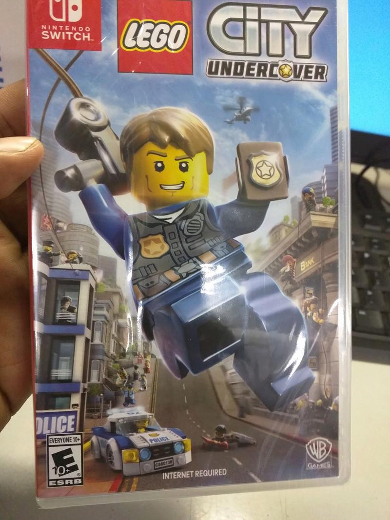 LEGO CITY UNDERCOVER 69809a10