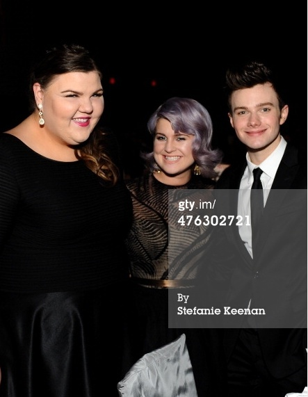Chris at the Elton John Oscar Viewing Party 2014 - Page 2 Actres10