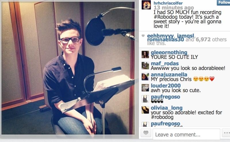 Chris Colfer Instagram - Page 20 Photo_27