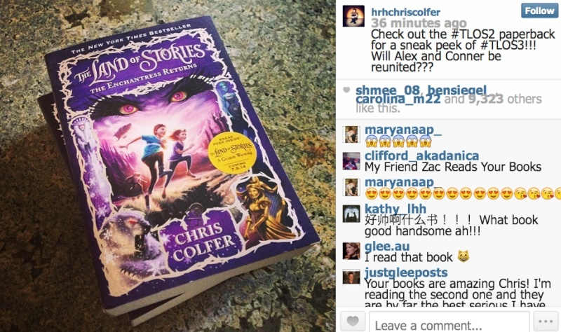 Chris Colfer Tweets - Page 38 Photo_42