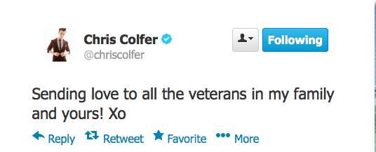 Chris Colfer Tweets - Page 21 Twitte28