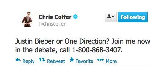 Chris Colfer Tweets - Page 21 Twitte29