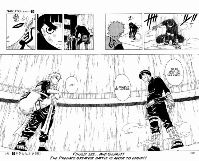 Les différents arcs Naruto17