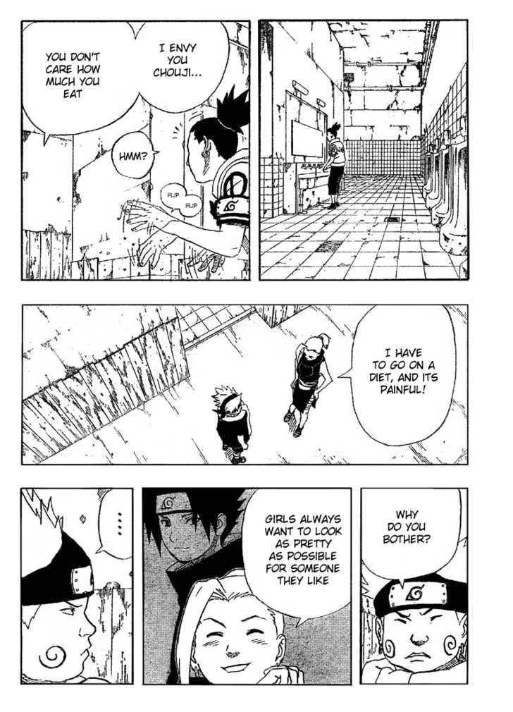Les différents arcs Naruto27