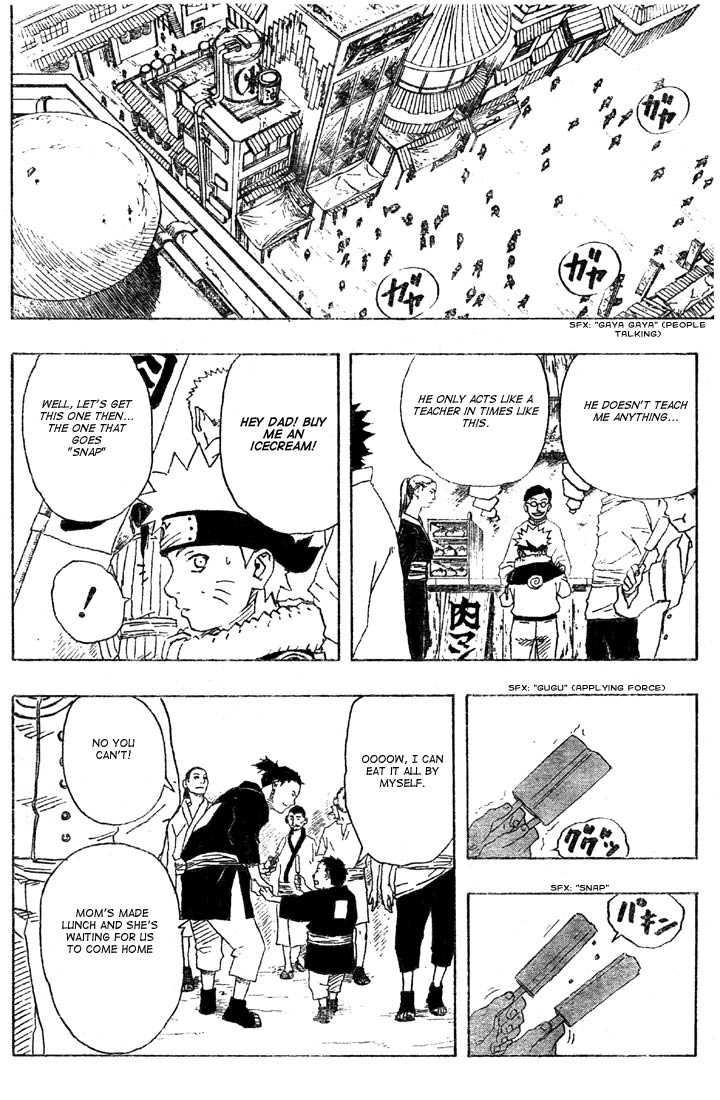Les différents arcs Naruto31