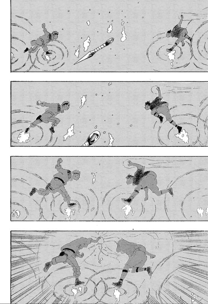 Les différents arcs Naruto35