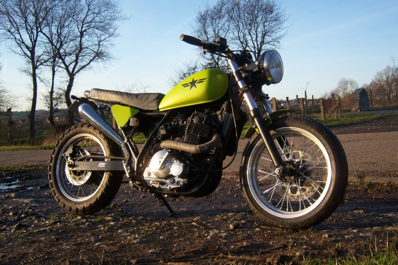 From Dr 650 Rse To Own Tracker - Page 7 100_1210