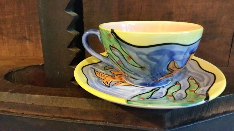 Christine Harris Waipiro Bay mug 20170511