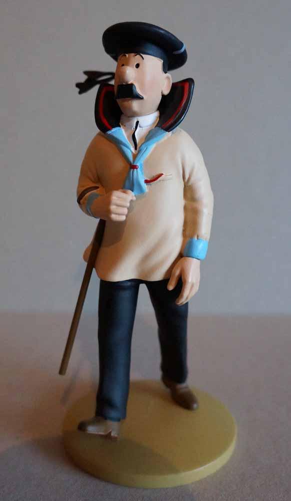 mise en peinture de figurines Tintin - Page 5 Dsc00610