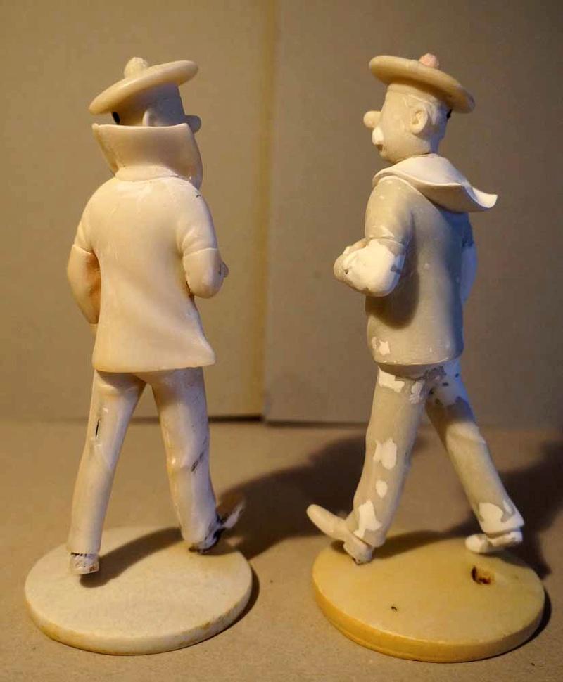 mise en peinture de figurines Tintin - Page 5 Dsc00620