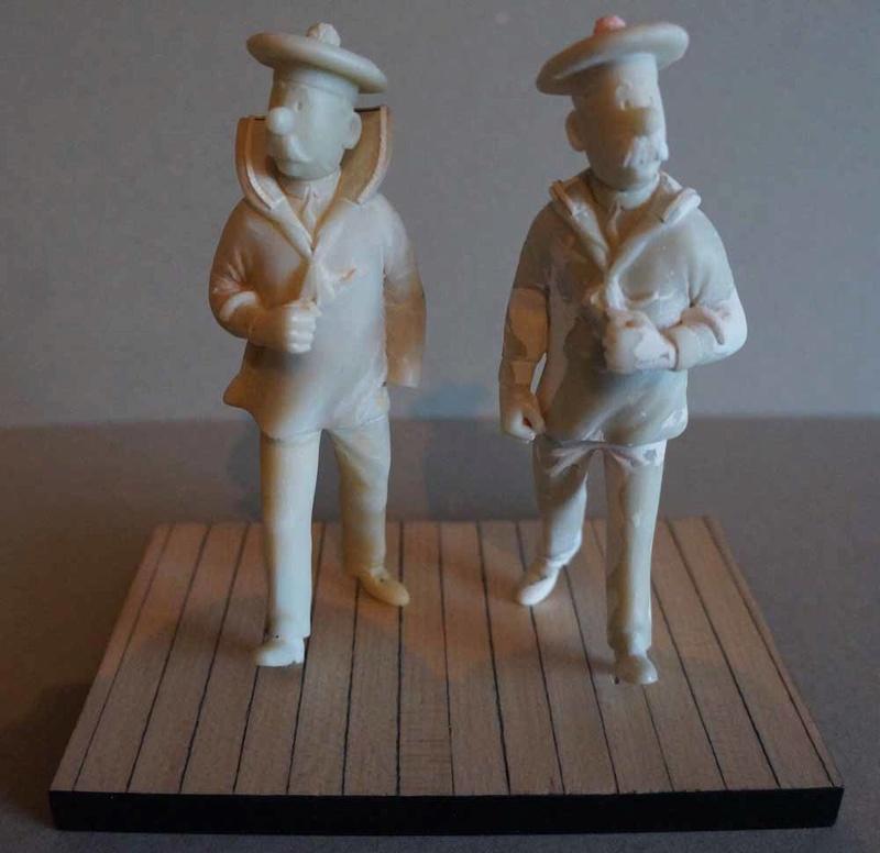 mise en peinture de figurines Tintin - Page 5 Dsc00623