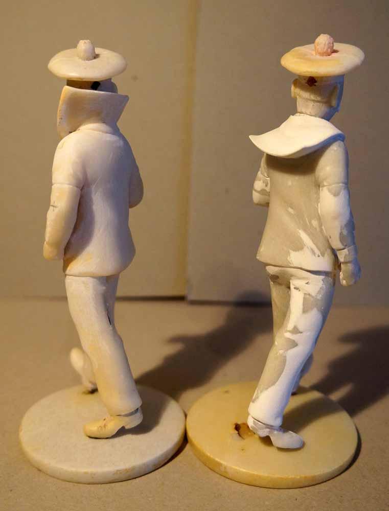 mise en peinture de figurines Tintin - Page 5 Dsc00624