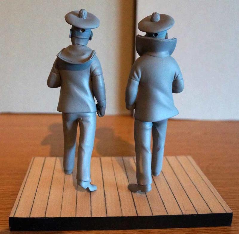 mise en peinture de figurines Tintin - Page 5 Dsc00627