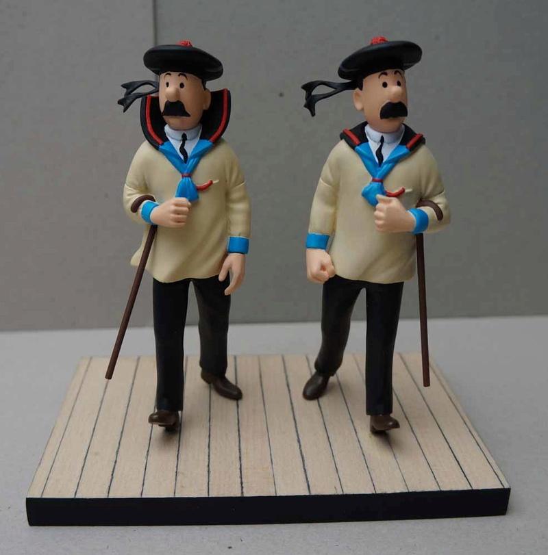 mise en peinture de figurines Tintin - Page 5 Dsc00638
