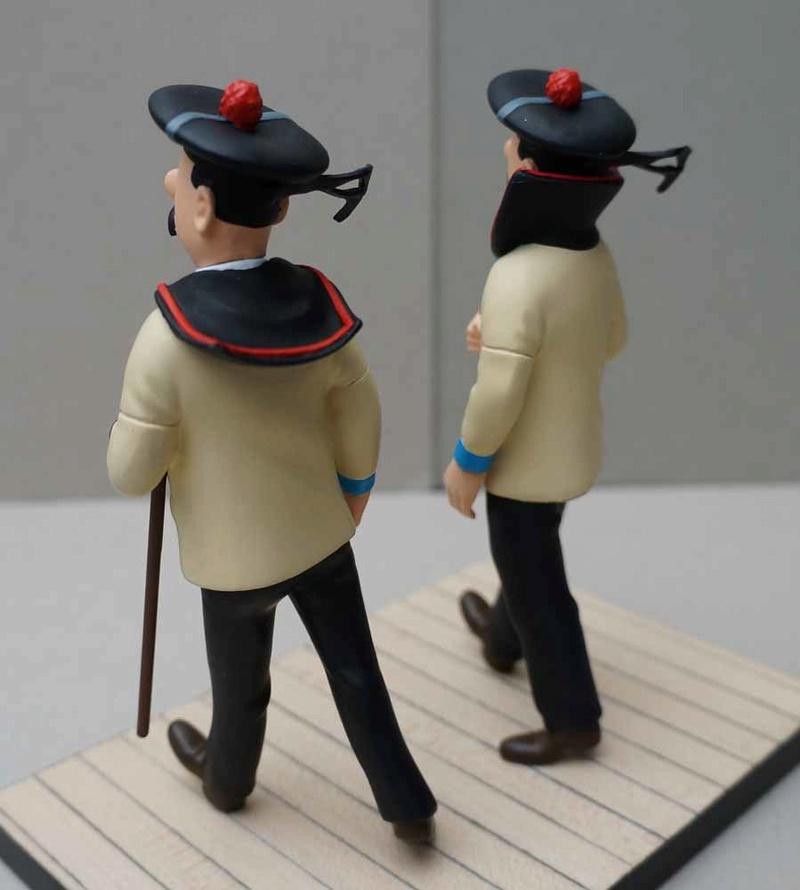 mise en peinture de figurines Tintin - Page 5 Dsc00642