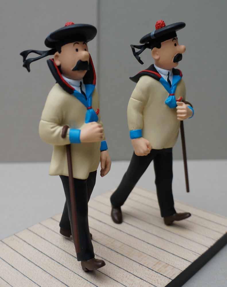 mise en peinture de figurines Tintin - Page 5 Dsc00643