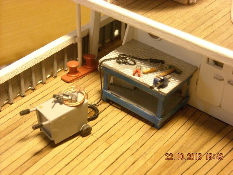 piani - la Calypso di cousteau autocostruita su piani museo della marina parigi - Pagina 16 Immagi13