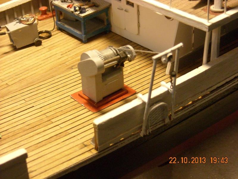 piani - la Calypso di cousteau autocostruita su piani museo della marina parigi - Pagina 16 Immagi14