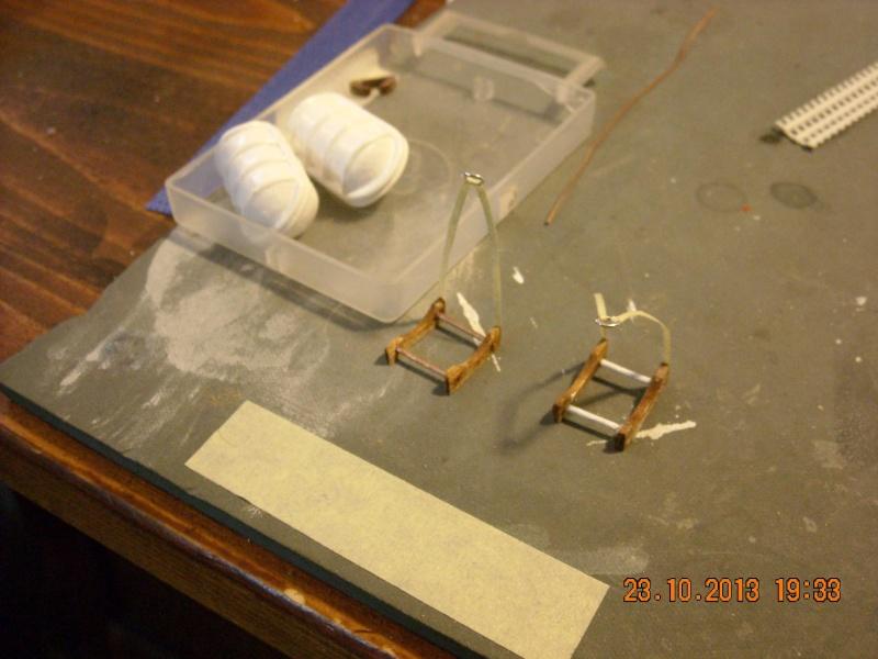 piani - la Calypso di cousteau autocostruita su piani museo della marina parigi - Pagina 16 Immagi19