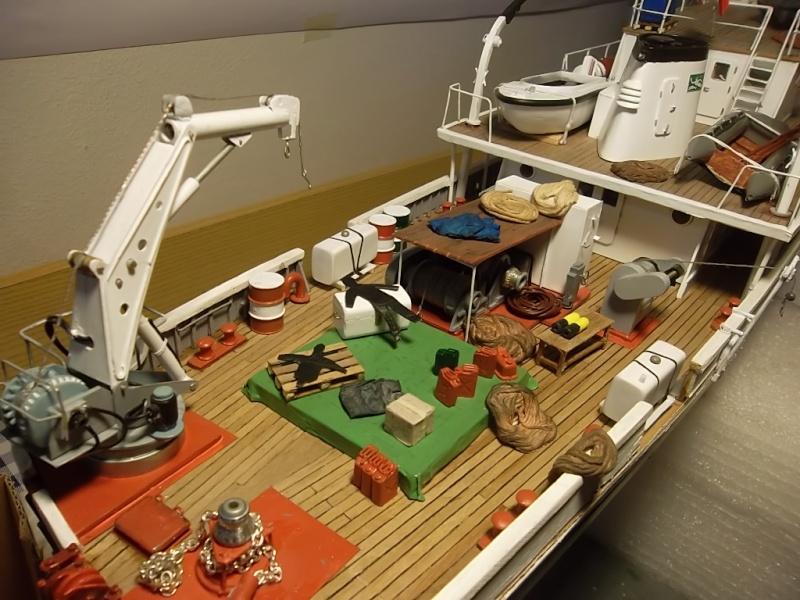 piani - la Calypso di cousteau autocostruita su piani museo della marina parigi - Pagina 16 Immagi27