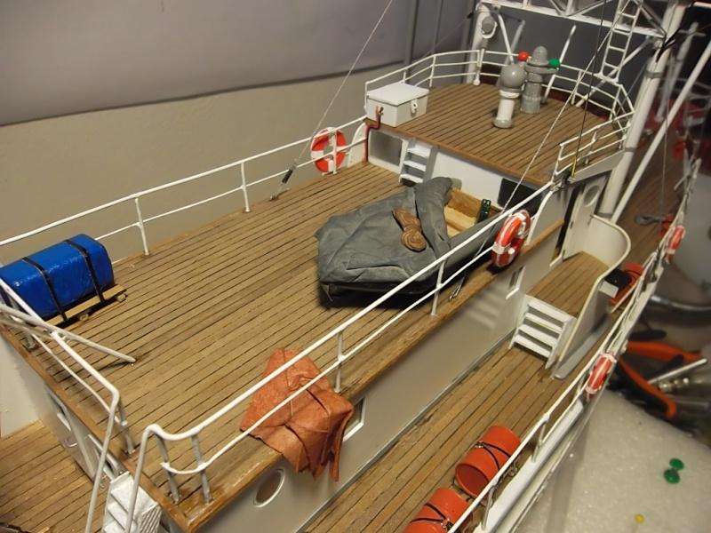piani - la Calypso di cousteau autocostruita su piani museo della marina parigi - Pagina 16 Immagi30