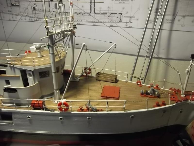 piani - la Calypso di cousteau autocostruita su piani museo della marina parigi - Pagina 16 Immagi31