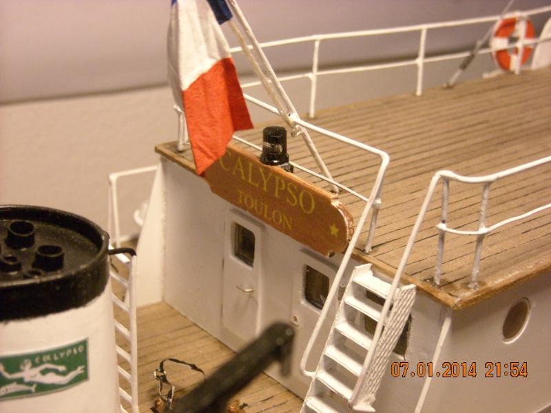 piani - la Calypso di cousteau autocostruita su piani museo della marina parigi - Pagina 16 Immagi36