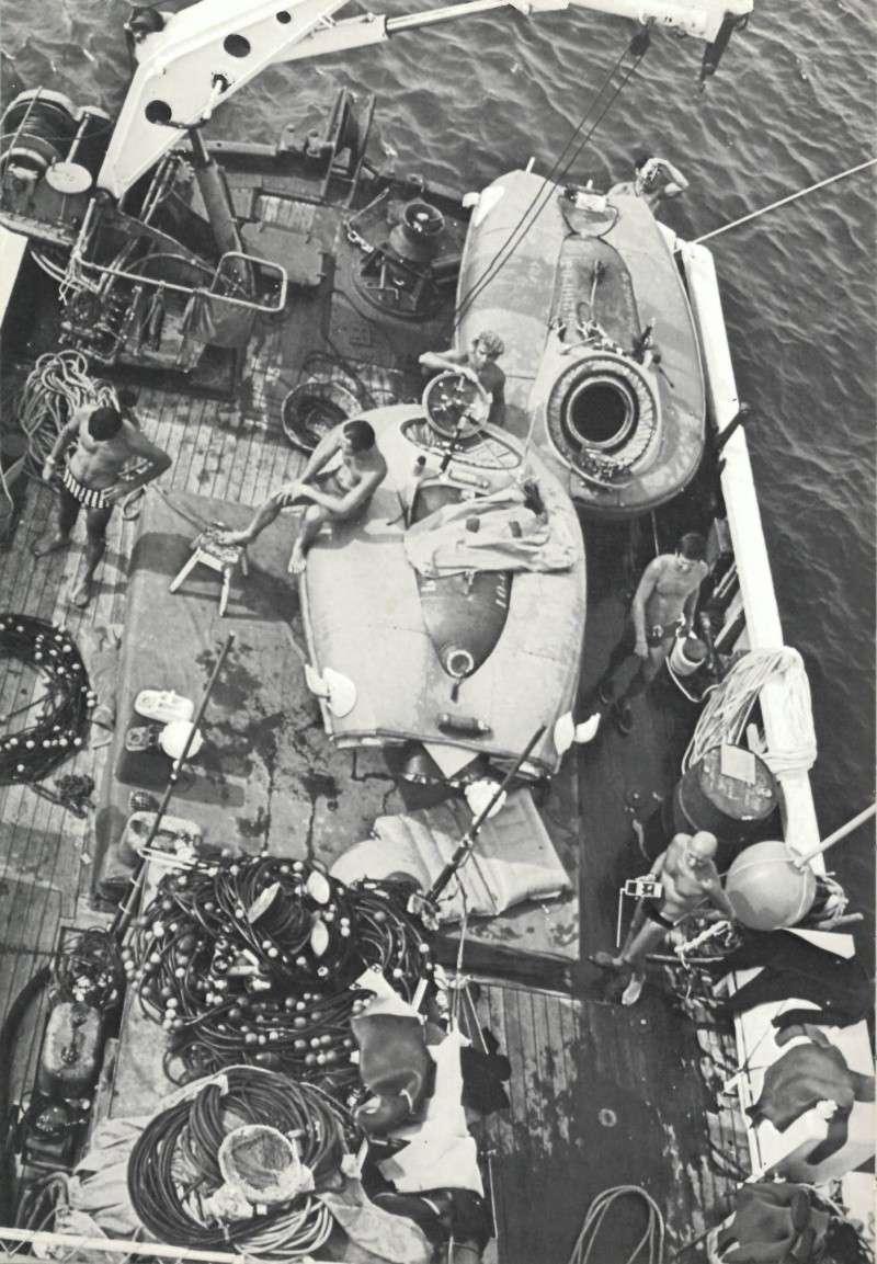 piani  https - modellistinavali forumattivo com - la Calypso di cousteau autocostruita su piani museo della marina parigi - Pagina 17 Immagi49