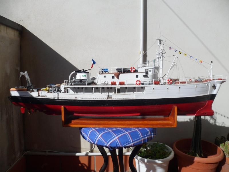 piani  https - modellistinavali forumattivo com - la Calypso di cousteau autocostruita su piani museo della marina parigi - Pagina 17 Immagi60