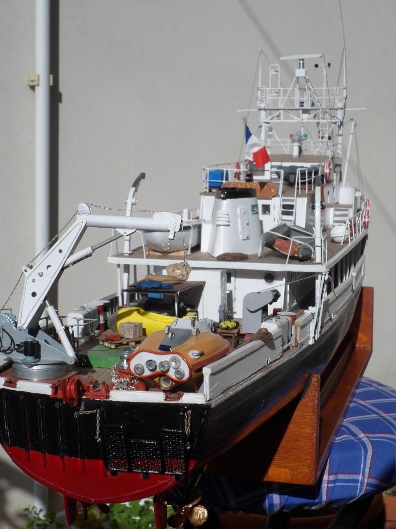 piani  https - modellistinavali forumattivo com - la Calypso di cousteau autocostruita su piani museo della marina parigi - Pagina 17 Immagi61