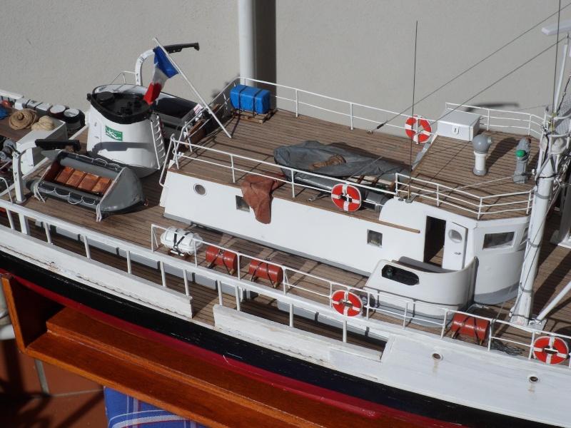 piani  https - modellistinavali forumattivo com - la Calypso di cousteau autocostruita su piani museo della marina parigi - Pagina 17 Immagi63
