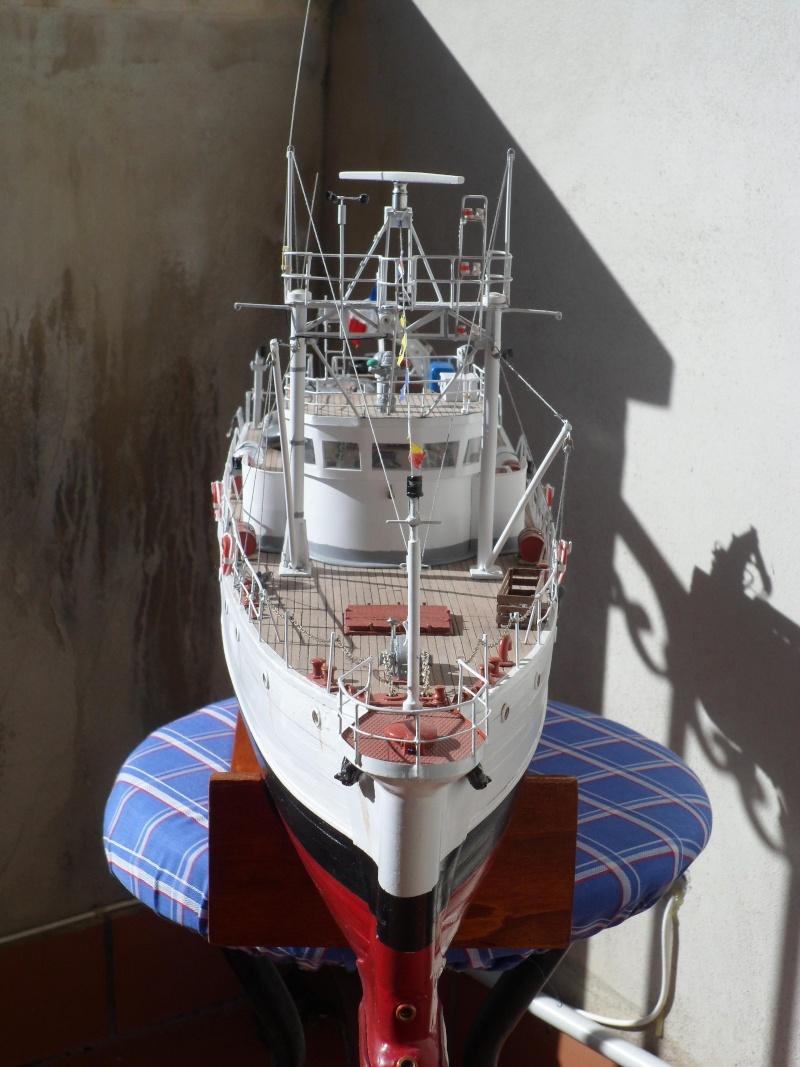 piani  https - modellistinavali forumattivo com - la Calypso di cousteau autocostruita su piani museo della marina parigi - Pagina 17 Immagi64