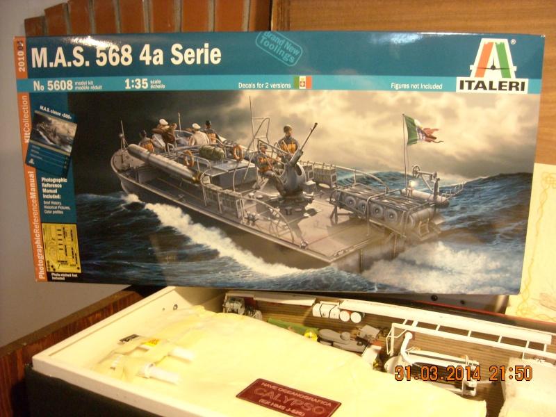 MAS 4 serie (motoscafo armato silurante) Immagi69