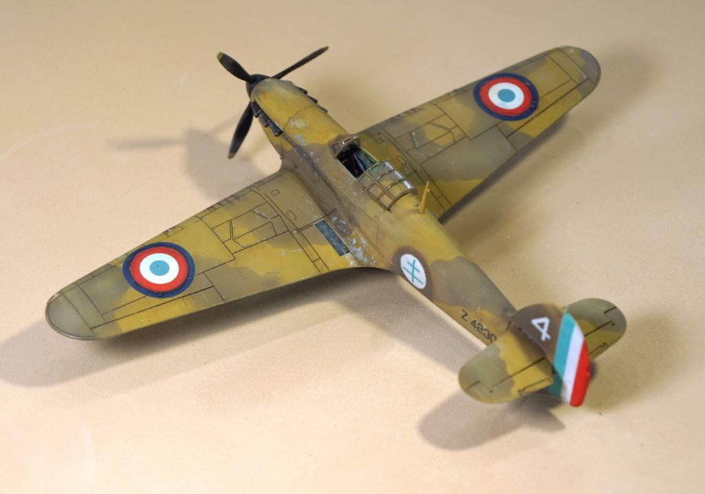 (Arma Hobby) Hurricane Mk I trop - ALSACE - 1/72 - 4 blanc, Z4230 Arma2_48
