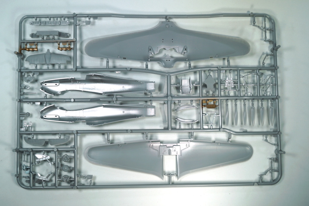 [ARMA HOBBY] Hurricane Mk I metal wing 1/72 -- 73sq Flight B James DENIS (FINI) Arma_011