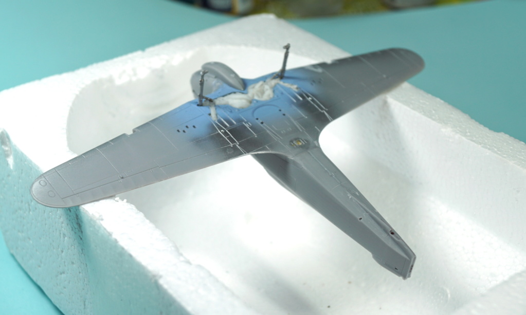 [ARMA HOBBY] Hurricane Mk I metal wing 1/72 -- 73sq Flight B James DENIS (FINI) - Page 3 Arma_612