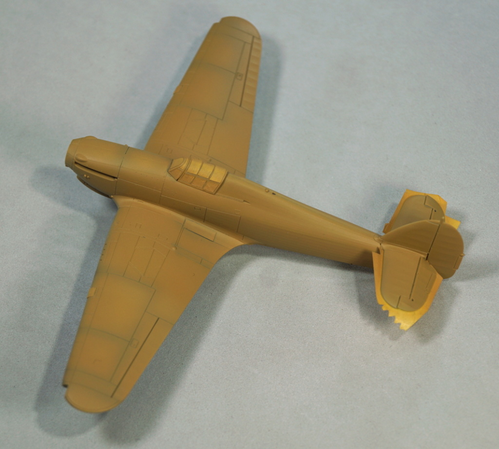 [ARMA HOBBY] Hurricane Mk I metal wing 1/72 -- 73sq Flight B James DENIS (FINI) - Page 5 Arma_911