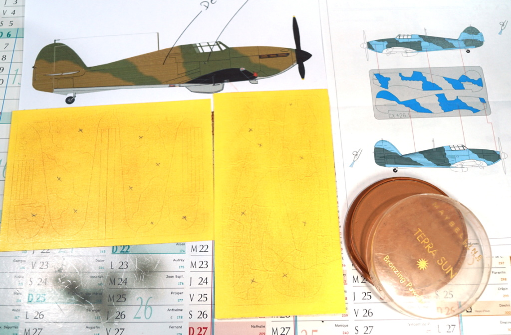[ARMA HOBBY] Hurricane Mk I metal wing 1/72 -- 73sq Flight B James DENIS (FINI) - Page 5 Arma_913