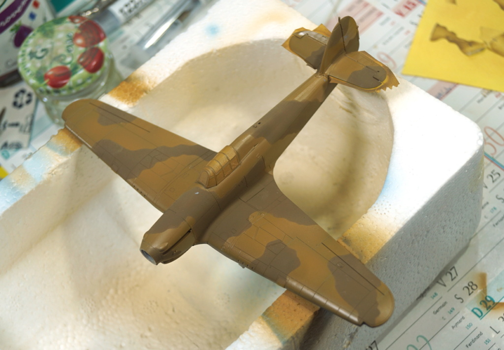 [ARMA HOBBY] Hurricane Mk I metal wing 1/72 -- 73sq Flight B James DENIS (FINI) - Page 5 Arma_915