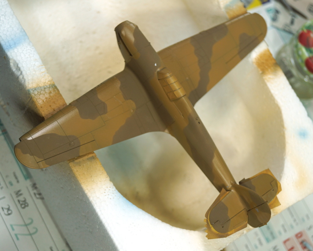 [ARMA HOBBY] Hurricane Mk I metal wing 1/72 -- 73sq Flight B James DENIS (FINI) - Page 5 Arma_916