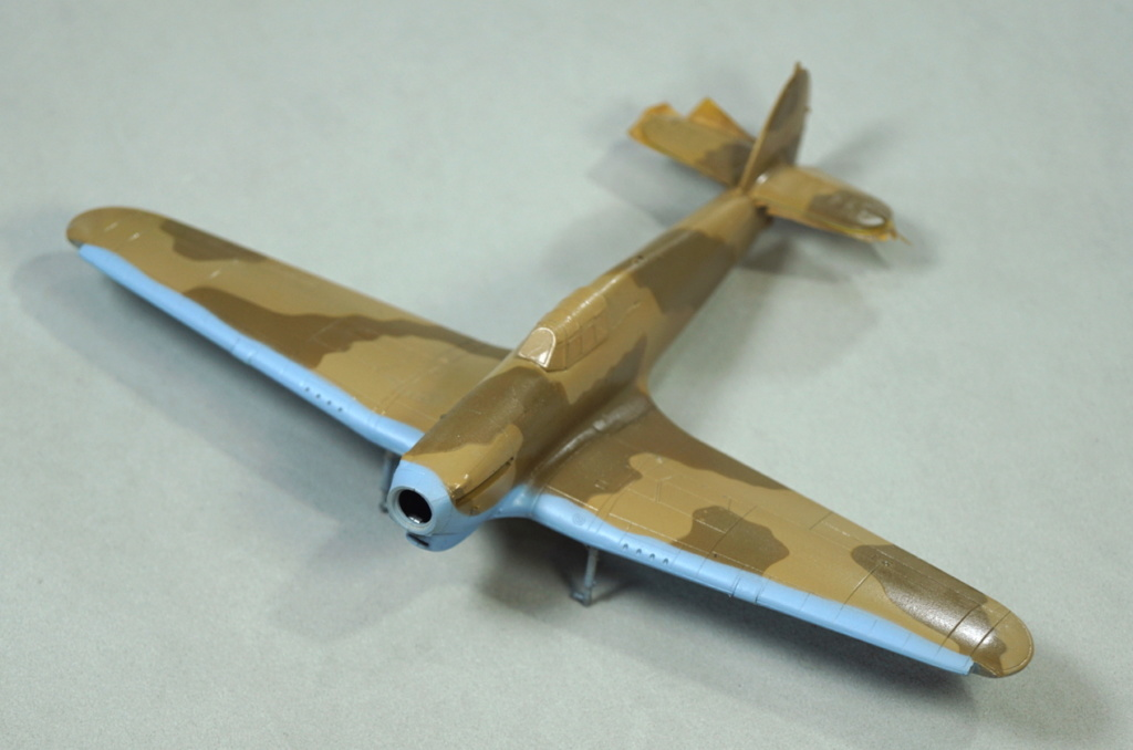 [ARMA HOBBY] Hurricane Mk I metal wing 1/72 -- 73sq Flight B James DENIS (FINI) - Page 6 Arma_919