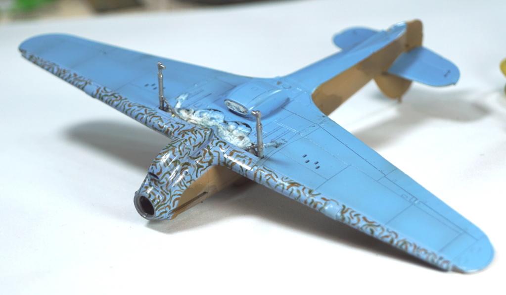 [ARMA HOBBY] Hurricane Mk I metal wing 1/72 -- 73sq Flight B James DENIS (FINI) - Page 7 Arma_922