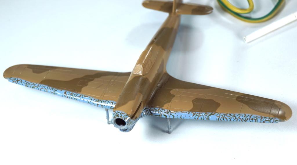 [ARMA HOBBY] Hurricane Mk I metal wing 1/72 -- 73sq Flight B James DENIS (FINI) - Page 7 Arma_926
