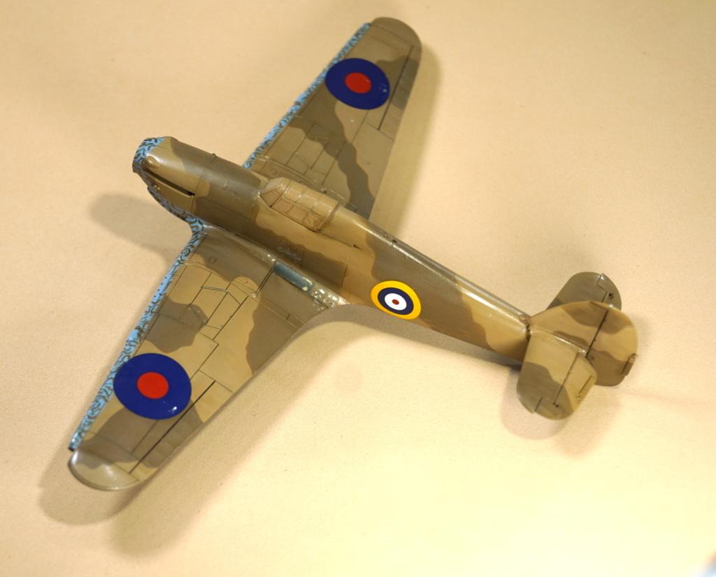 [ARMA HOBBY] Hurricane Mk I metal wing 1/72 -- 73sq Flight B James DENIS (FINI) - Page 8 Arma_928