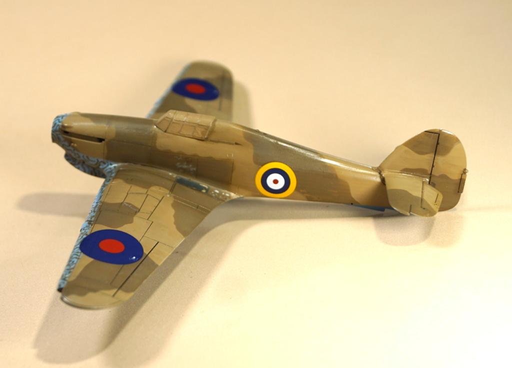 [ARMA HOBBY] Hurricane Mk I metal wing 1/72 -- 73sq Flight B James DENIS (FINI) - Page 8 Arma_929