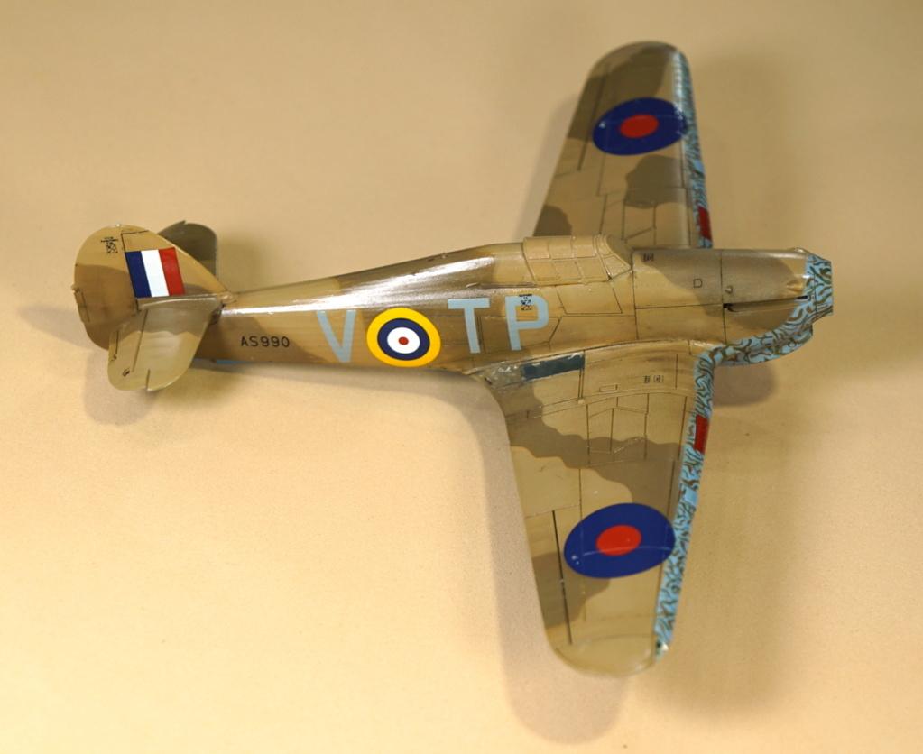 [ARMA HOBBY] Hurricane Mk I metal wing 1/72 -- 73sq Flight B James DENIS (FINI) - Page 8 Arma_932